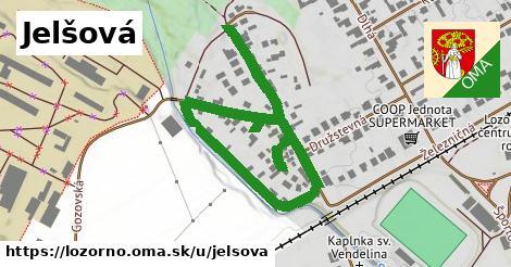 ilustrácia k Jelšová, Lozorno - 308m