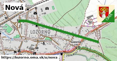 ilustrácia k Nová, Lozorno - 1,05km