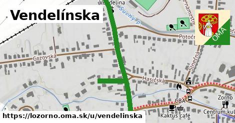 ilustrácia k Vendelínska, Lozorno - 500m