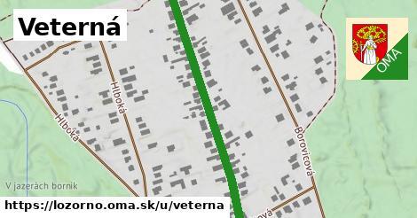 ilustrácia k Veterná, Lozorno - 432m