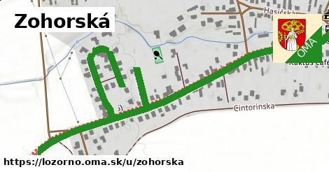 ilustrácia k Zohorská, Lozorno - 1,12km