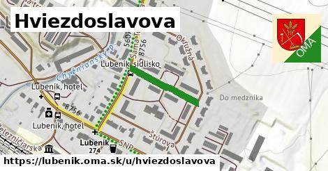 ilustrácia k Hviezdoslavova, Lubeník - 174m