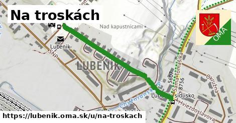 ilustrácia k Na troskách, Lubeník - 419m