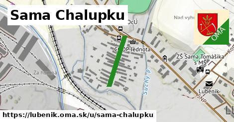 ilustrácia k Sama Chalupku, Lubeník - 171m
