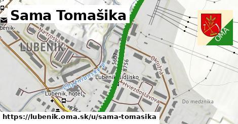 ilustrácia k Sama Tomašika, Lubeník - 437m