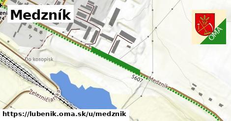 ilustrácia k Medzník, Lubeník - 173m