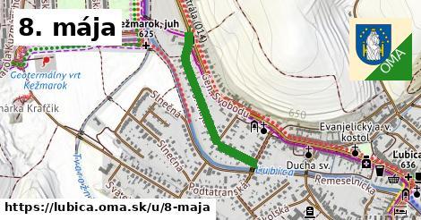 ilustrácia k 8. mája, Ľubica - 565m