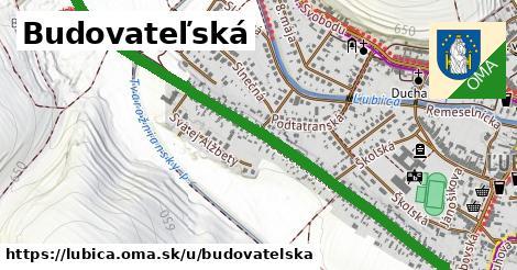 ilustrácia k Budovateľská, Ľubica - 1,42km