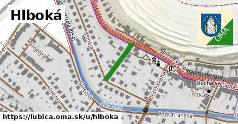 ilustrácia k Hlboká, Ľubica - 217m
