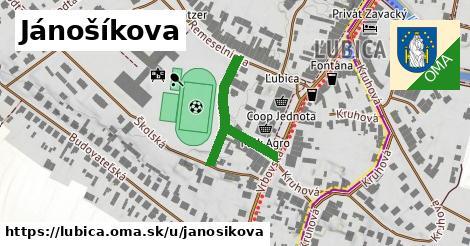 ilustrácia k Jánošikova, Ľubica - 179m