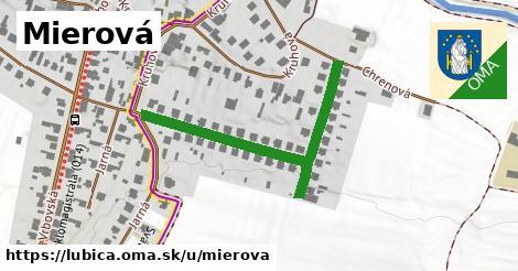 ilustrácia k Mierová, Ľubica - 529m