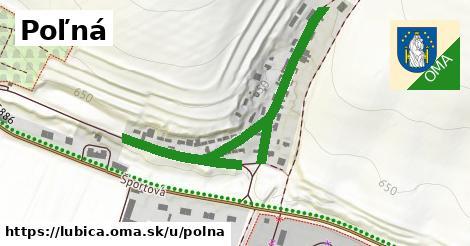 ilustrácia k Poľná, Ľubica - 0,98km