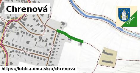 ilustrácia k Chrenová, Ľubica - 171m