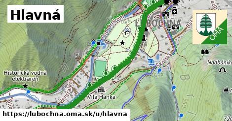ilustrácia k Hlavná, Ľubochňa - 1,06km