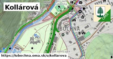ilustrácia k Kollárova ulica, Ľubochňa - 423m