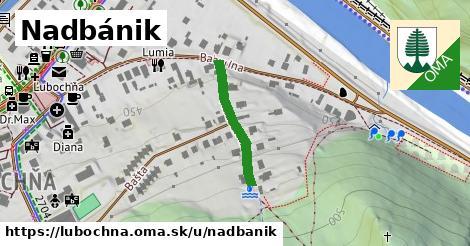 ilustračný obrázok k Nadbánik, Ľubochňa