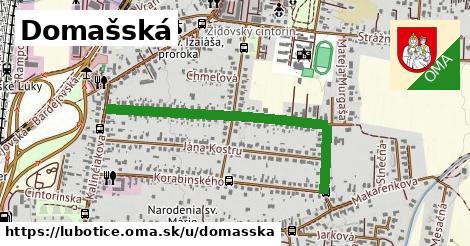 ilustrácia k Domašská, Ľubotice - 0,91km