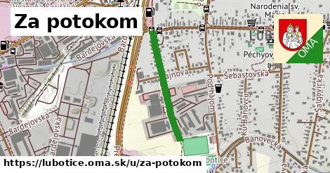 ilustrácia k Za potokom, Ľubotice - 507m