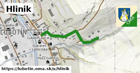 ilustrácia k Hliník, Ľubotín - 359m