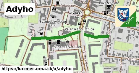 ilustrácia k Adyho, Lučenec - 0,82km