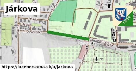 ilustrácia k Járkova, Lučenec - 231m