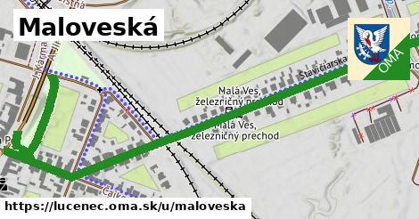 ilustrácia k Maloveská, Lučenec - 1,17km