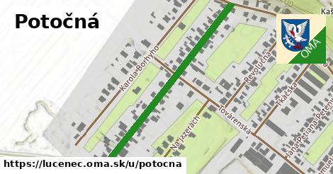 ilustrácia k Potočná, Lučenec - 474m