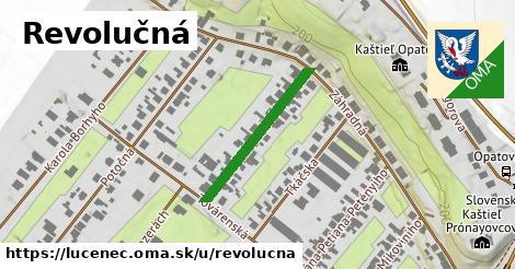 ilustrácia k Revolučná, Lučenec - 251m