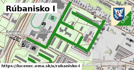 ilustrácia k Rúbanisko I, Lučenec - 1,23km