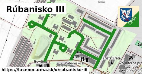 ilustrácia k Rúbanisko III, Lučenec - 1,51km