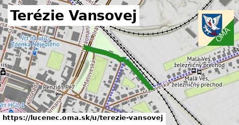 ilustrácia k Terézie Vansovej, Lučenec - 259m