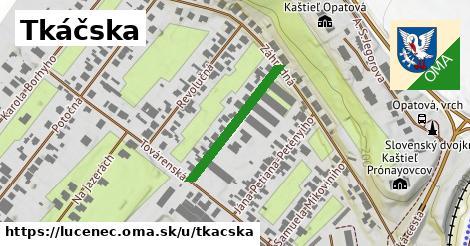 ilustrácia k Tkáčska, Lučenec - 237m