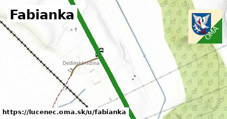 Fabianka, Lučenec