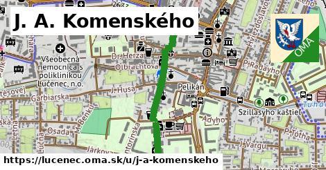 ilustrácia k J. A. Komenského, Lučenec - 0,72km
