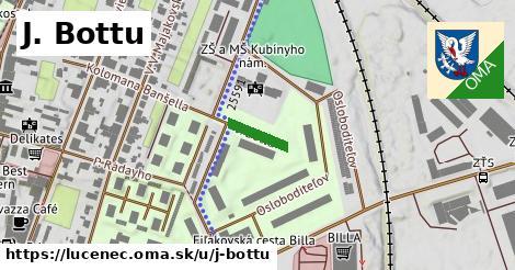 ilustrácia k J. Bottu, Lučenec - 94m