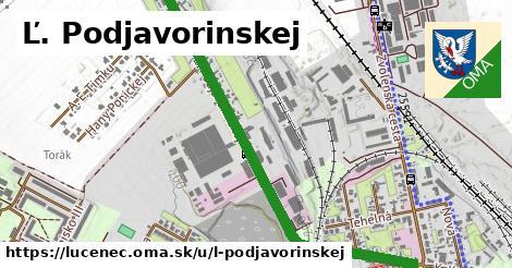 ilustrácia k Ľ. Podjavorinskej, Lučenec - 1,43km