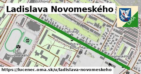 ilustrácia k Ladislava Novomeského, Lučenec - 0,71km