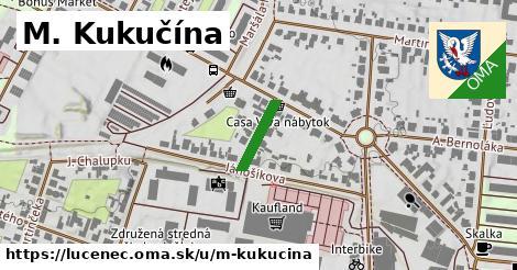 ilustrácia k M. Kukučína, Lučenec - 114m