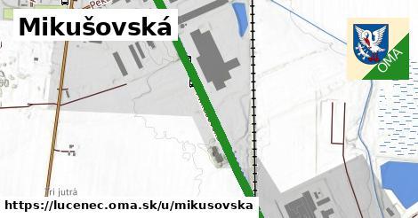 Mikušovská, Lučenec