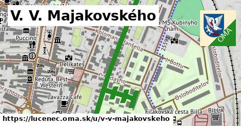 V. V. Majakovského, Lučenec