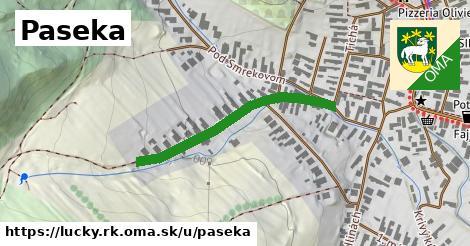 ilustračný obrázok k Paseka, Lúčky, okres RK