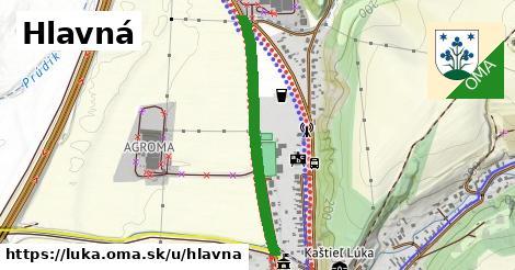 ilustrácia k Hlavná, Lúka - 699m