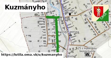 ilustrácia k Kuzmányho, Lutila - 239m