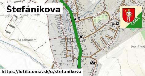 ilustrácia k Štefánikova, Lutila - 1,17km