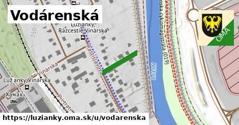 ilustrácia k Vodárenská, Lužianky - 136m