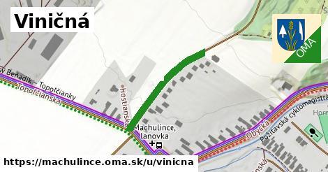 ilustrácia k Viničná, Machulince - 253m