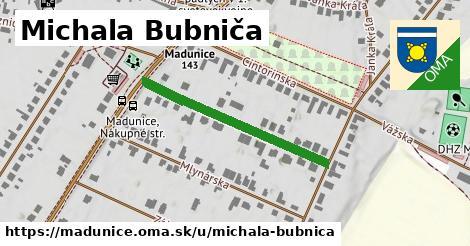 ilustračný obrázok k Michala Bubniča, Madunice