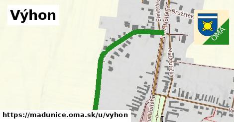 ilustrácia k Výhon, Madunice - 0,86km