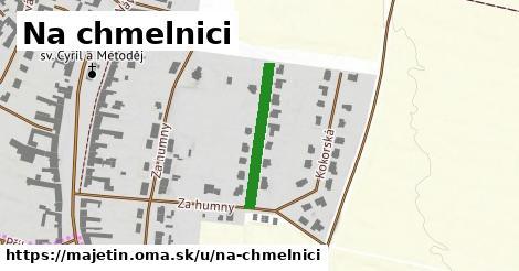 ilustrácia k Na chmelnici, Majetín - 207m
