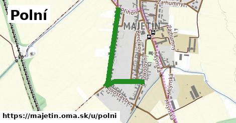 ilustrácia k Polní, Majetín - 0,73km